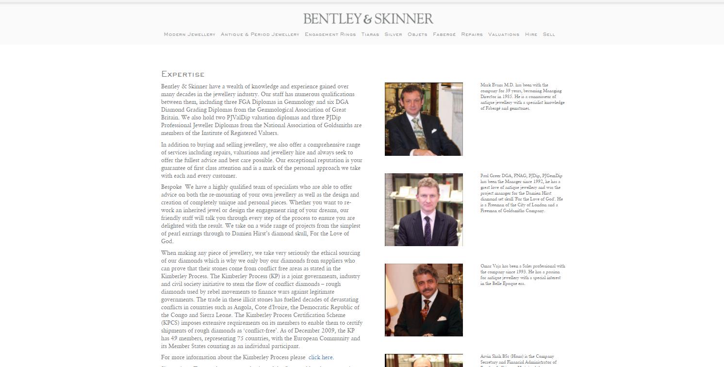 Bently Skinner