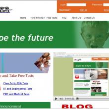Scholastic e-learning portal