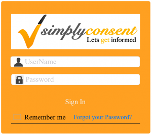 Simply Consent