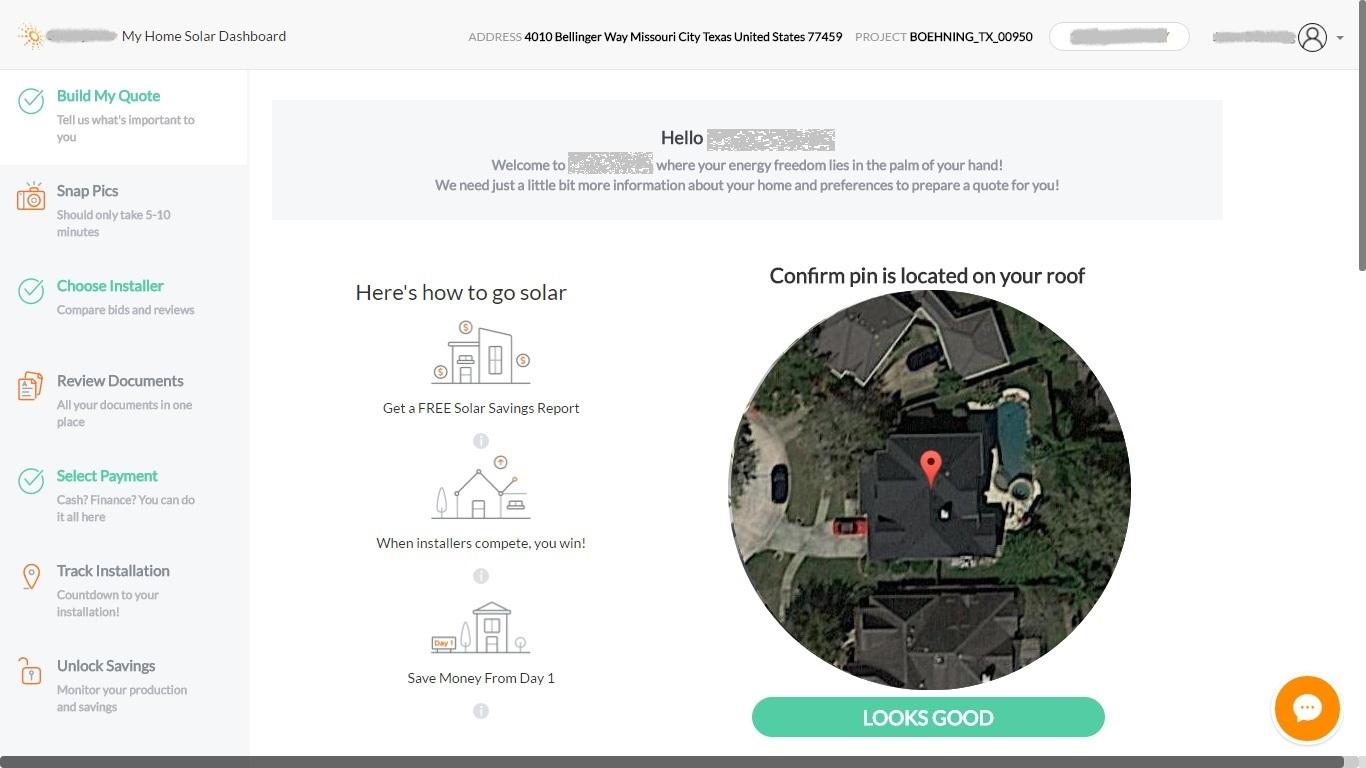 Solar solution availment over cloud servcies – Sveltoz